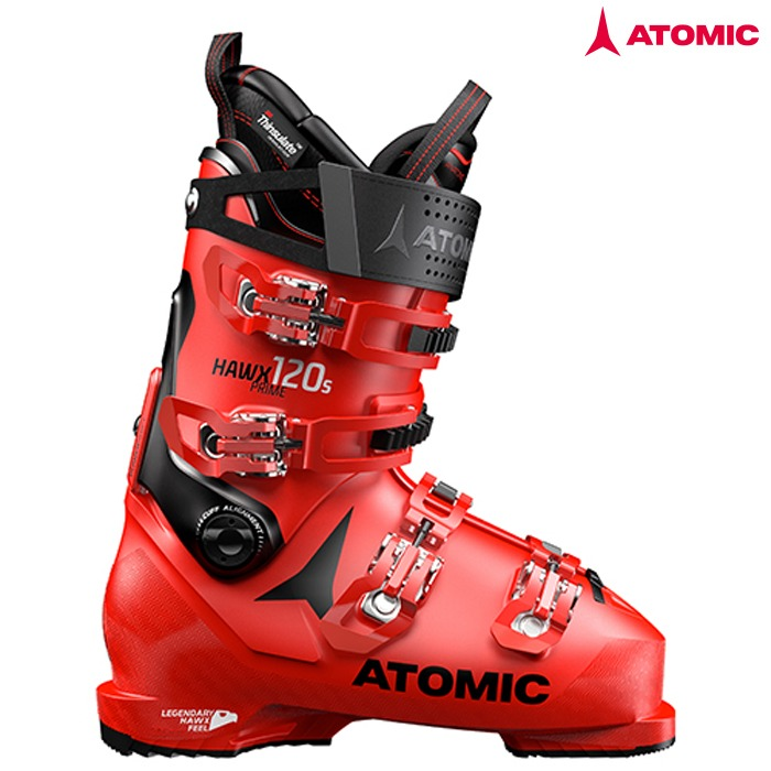 아토믹 스키부츠 ATOMIC HAWX PRIME 120 S (Red/B) (18/19)
