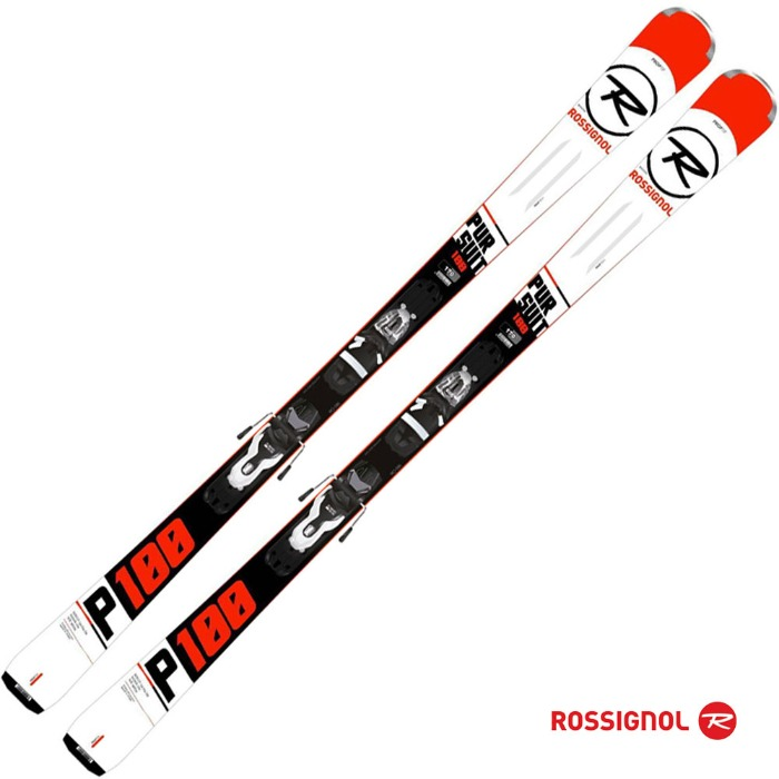 로시놀 스키 ROSSIGNOL PURSUIT100+XPRES 10 (1819)