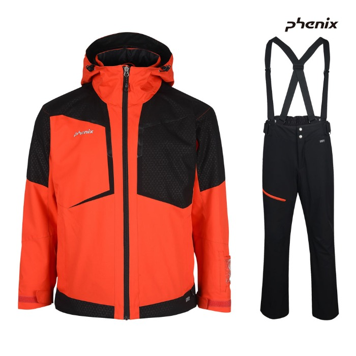 피닉스 스키복 PHENIX Diamond Two-piece(FLRD) (19/20)