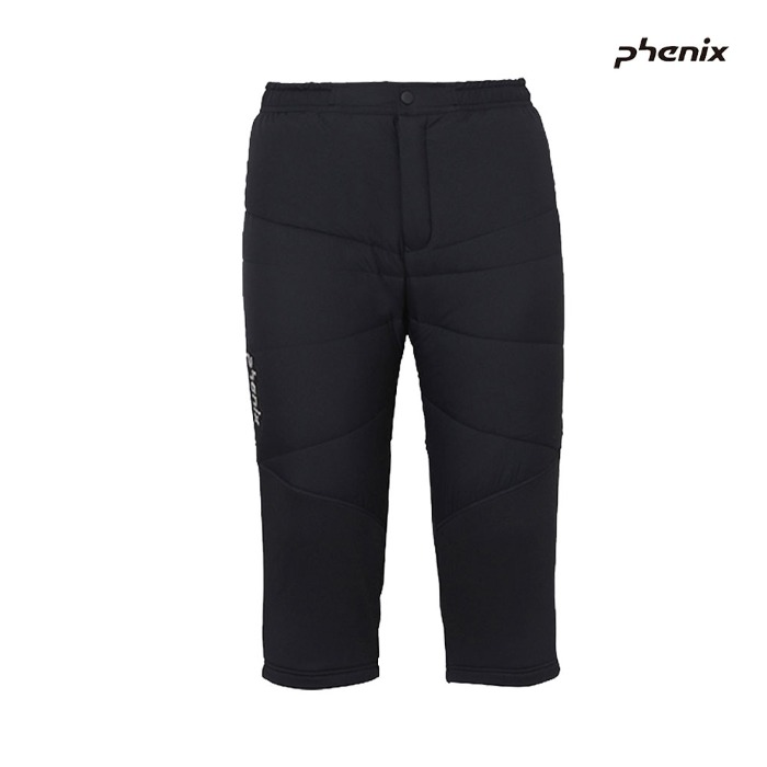 피닉스 스키복 PHENIX Team 3/4 Hybrid Fleece Pants (BK) (19/20)