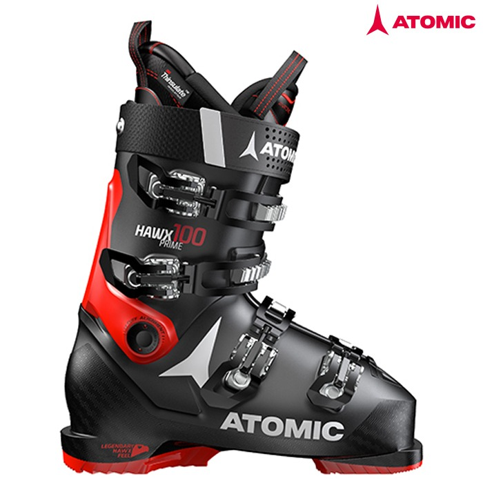 아토믹 스키부츠 ATOMIC HAWX PRIME 100 (Bk/Red) (18/19)