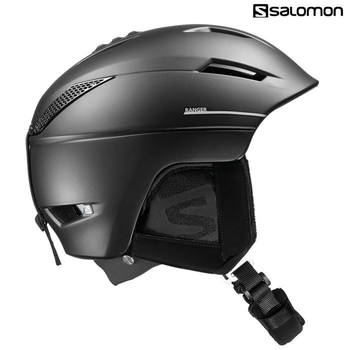 살로몬 스키헬멧 SALOMON RANGER² C.AIR (Black) (18/19)