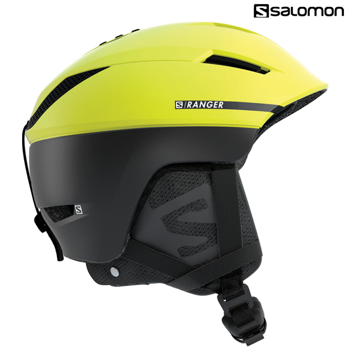 살로몬 스키헬멧 SALOMON RANGER² C.AIR (Neon Yellow) (18/19)