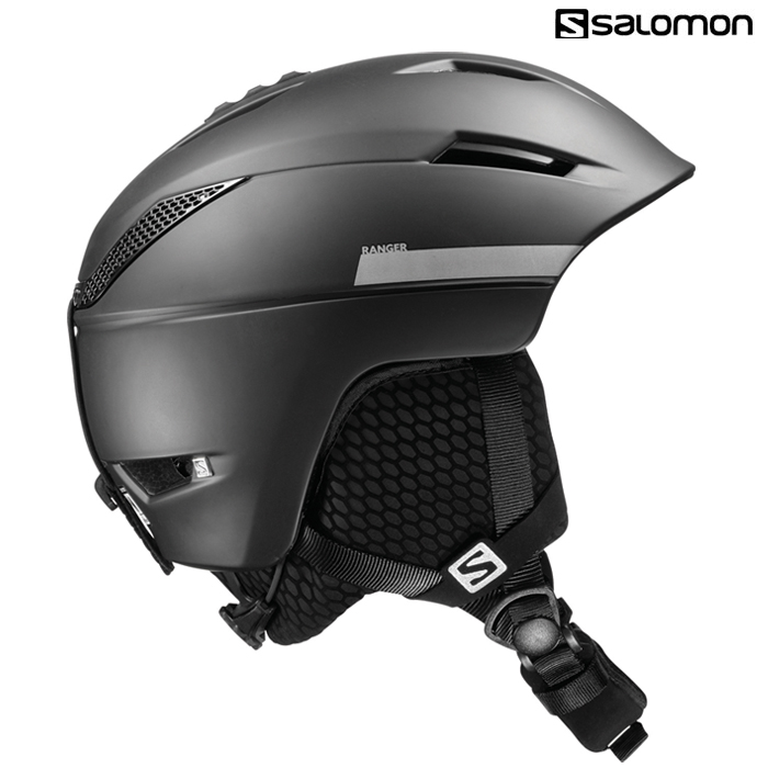 살로몬 스키헬멧 SALOMON RANGER² M (Black) (18/19)