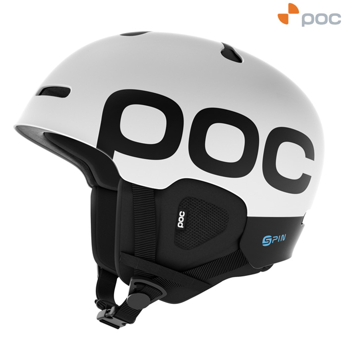 POC 스키헬멧 POC Auric Cut Backcountry SPIN(WHT) (18/19)