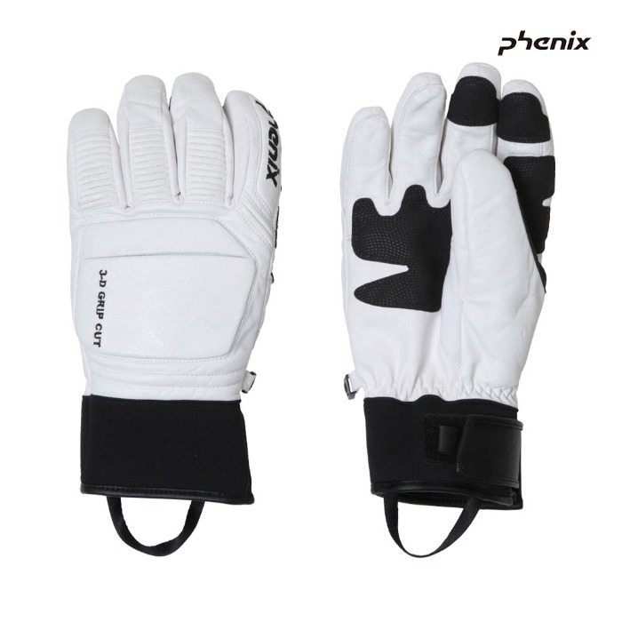 피닉스 스키장갑 PHENIX Formula Leather Gloves(WH) (19/20)